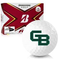 Bridgestone Tour B RX Wisconsin Green Bay Phoenix Golf Balls