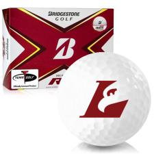 Bridgestone Tour B RX Wisconsin La Crosse Eagles Golf Balls