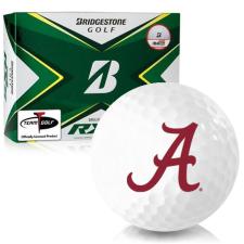 Bridgestone Tour B RXS Alabama Crimson Tide Golf Balls