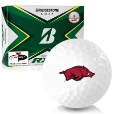 Bridgestone Tour B RXS Arkansas Razorbacks Golf Balls