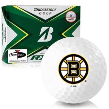 Bridgestone Tour B RXS Boston Bruins Golf Balls