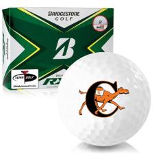 Bridgestone Tour B RXS Campbell Fighting Camels Golf Balls