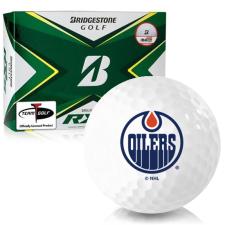 Bridgestone Tour B RXS Edmonton Oilers Golf Balls