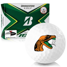 Bridgestone Tour B RXS Florida A&M Rattlers Golf Balls