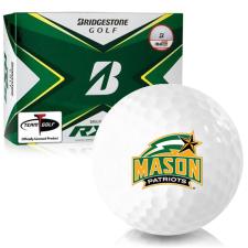 Bridgestone Tour B RXS George Mason Patriots Golf Balls