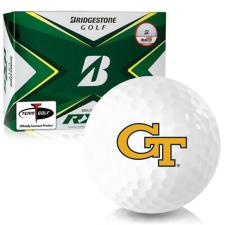Bridgestone Tour B RXS Georgia Tech Golf Balls