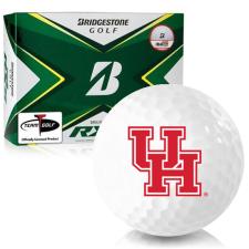 Bridgestone Tour B RXS Houston Cougars Golf Balls