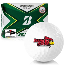 Bridgestone Tour B RXS Illinois State Redbirds Golf Balls
