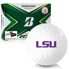 Bridgestone Tour B RXS LSU Tigers Golf Balls