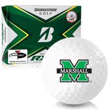 Bridgestone Tour B RXS Marshall Thundering Herd Golf Balls