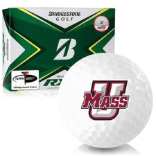 Bridgestone Tour B RXS UMass Minutemen Golf Balls