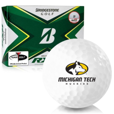 Bridgestone Tour B RXS Michigan Tech Huskies Golf Balls