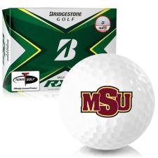 Bridgestone Tour B RXS Midwestern State Mustangs Golf Balls