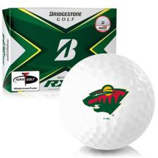 Bridgestone Tour B RXS Minnesota Wild Golf Balls