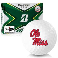 Bridgestone Tour B RXS Ole Miss Rebels Golf Balls