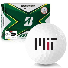 Bridgestone Tour B RXS MIT - Massachusetts Institute of Technology Golf Balls