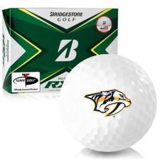 Bridgestone Tour B RXS Nashville Predators Golf Balls