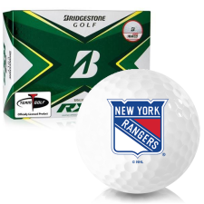 Bridgestone Tour B RXS New York Rangers Golf Balls
