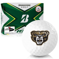Bridgestone Tour B RXS Oakland Golden Grizzlies Golf Balls