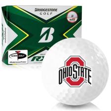 Bridgestone Tour B RXS Ohio State Buckeyes Golf Balls