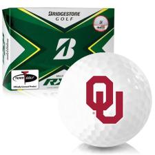 Bridgestone Tour B RXS Oklahoma Sooners Golf Balls