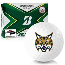 Bridgestone Tour B RXS Quinnipiac Bobcats Golf Balls