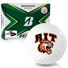 Bridgestone Tour B RXS RIT - Rochester Institute of Technology Tigers Golf Balls