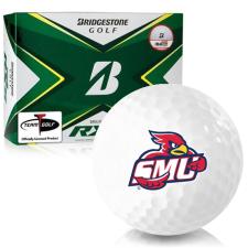 Bridgestone Tour B RXS Saint Mary's of Minnesota Cardinals Golf Balls