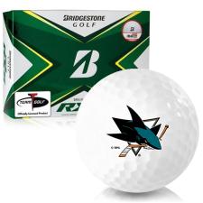 Bridgestone Tour B RXS San Jose Sharks Golf Balls