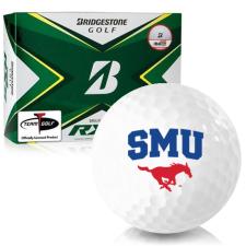 Bridgestone Tour B RXS SMU Mustangs Golf Balls