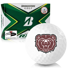 Bridgestone Tour B RXS Southwest Missouri State Bears Golf Balls
