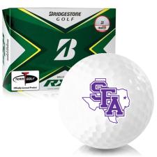 Bridgestone Tour B RXS Stephen F. Austin Lumberjacks Golf Balls