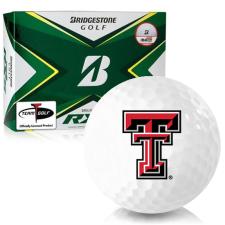 Bridgestone Tour B RXS Texas Tech Red Raiders Golf Balls