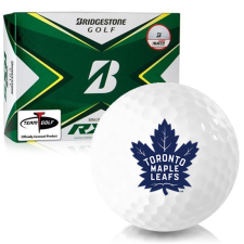Bridgestone Tour B RXS Toronto Maple Leafs Golf Balls