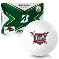 Bridgestone Tour B RXS Troy Trojans Golf Balls