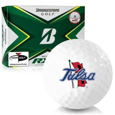 Bridgestone Tour B RXS Tulsa Golden Hurricane Golf Balls