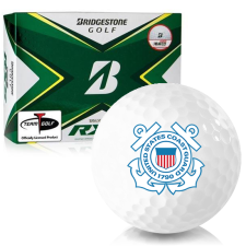 Bridgestone Tour B RXS US Coast Guard Golf Balls