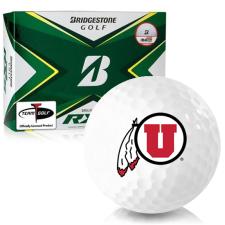 Bridgestone Tour B RXS Utah Utes Golf Balls