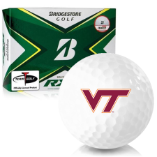 Bridgestone Tour B RXS Virginia Tech Hokies Golf Balls