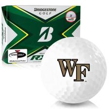 Bridgestone Tour B RXS Wake Forest Demon Deacons Golf Balls