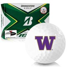 Bridgestone Tour B RXS Washington Huskies Golf Balls