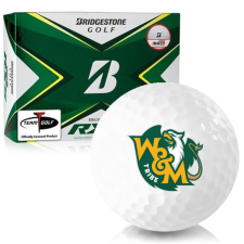 Bridgestone Tour B RXS William & Mary Tribe Golf Balls