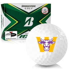 Bridgestone Tour B RXS Williams College Ephs Golf Balls