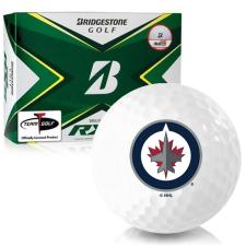 Bridgestone Tour B RXS Winnipeg Jets Golf Balls
