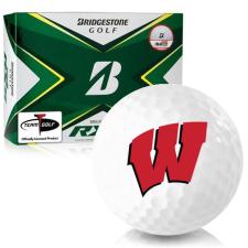 Bridgestone Tour B RXS Wisconsin Badgers Golf Balls