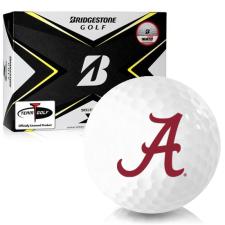 Bridgestone Tour B X Alabama Crimson Tide Golf Balls