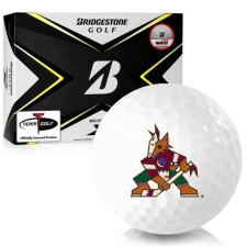 Bridgestone Tour B X Arizona Coyotes Golf Balls