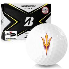 Bridgestone Tour B X Arizona State Sun Devils Golf Balls