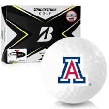 Bridgestone Tour B X Arizona Wildcats Golf Balls
