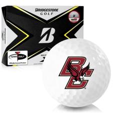 Bridgestone Tour B X Boston College Eagles Golf Balls
